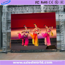 Fabrication extérieure d'écran de location de P6 LED (CE RoHS FCC CCC)