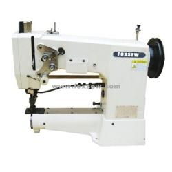 Maszyna z podwójnym cylindrem z dodatkową igłą do bardzo ciężkich zastosowań