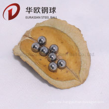 4.763mm 5.556mm 9.525mm AISI440c Magnetic Mirror Steel Ball Used for Plastic Pulley Wheel, Plain Bearing