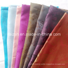 Jacquard Polyester Lining Fabric for Jacket / Coat