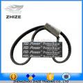 Pieza de bus 9405-00934 Correa dúplex tipo B 2 / AV15 * 1880 para Yutong Higer Kinglong