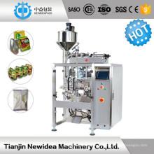 Maquinaria de empacado vertical grande de la pasta / línea líquida de la maquinaria de embalaje (ND-J420 / 520/720)