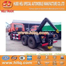 DONGFENG 6x4 16m3 gancho elevador recheio caminhão 210hp produção profissional qualidade garantia fábrica direta