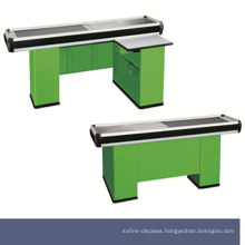 Electric Fashion Design Cash Register Counter with Competitive Price