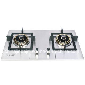 Cuisinière intégrée en acier inoxydable à 2 brûleurs 730length
