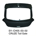 Chevrolet CRUZE Tail Gate