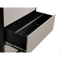 Seitliche Aktenschränke Stahlschubladenschränke für Büro