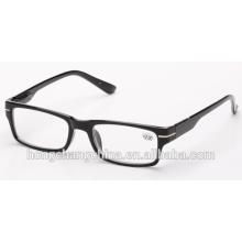2016 gafas de lectura al por mayor plásticas al por mayor de la PC unisex fresca de la moda