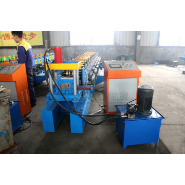 CZ Purlin Roll Forming Machine Ceiling Machine