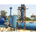 Équipement d'huile de pyrolyse de la chaudière Q345R 100% anti-déflagrant de pneu / caoutchouc avec du CE, certification d'OIN