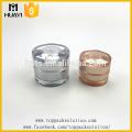 15g 30g 50g nouveau style rond acrylique crème pot cosmétique