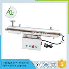 Rétablissement du filtre à eau résidentiel stérilisateur uv