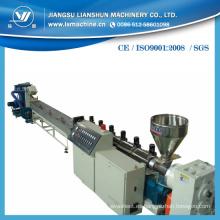 Máquina para fabricar pellets de PVC