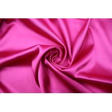 Polyester Spandex Stretch Satin Fabrics