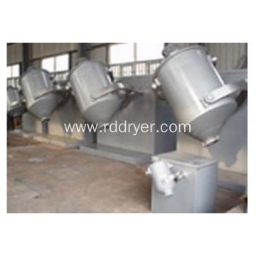 High Efficiency Three Dimensional Mixer machinery
