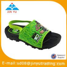 Pantoufle en PVC pour enfants