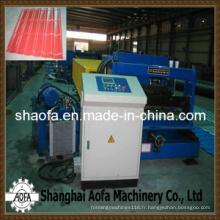 Machine de formage de rouleaux de tuiles métalliques (AF-R880)