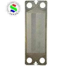 Produtos de placa de trocador de calor de titânio de 0,5 mm NT100M