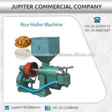 High End Lange Lebensdauer Rice Huller Maschine Verfügbar für Export Preis