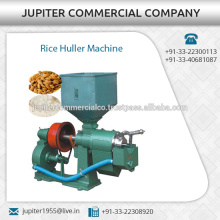 High End Long Life Life Rice Huller Machine disponible pour le prix d'exportation