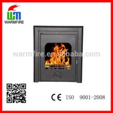 Model WM-SBI-500 modern wood burning Indoor fireplace firewood