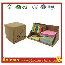 Eco Memo Pad с картонной ручкой