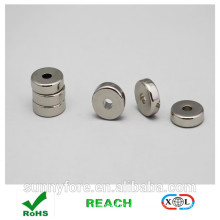 powerful ring shape industrial magnet application