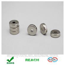мощные кольцо форма промышленного магнит приложения