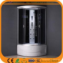 Cabine de duche de banho temperada de 4mm (ADL-825)