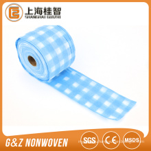 household use cleaning wipe spunlace nonwoven fabric for kitchen cleaning wipes viscose polyester