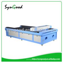 Máquina de grabado y corte de láser de cama máquina de láser fraxel