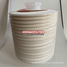 Hvdac Replace Hydac Lubricating Oil Filter Element N15dm002 Laminated Filter Element