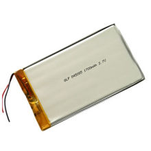 3.7V 1700mAh Li-Polymer Battery, Model #045085, with PCM, 500 Cycles, Used in GPS Tracker, Radio