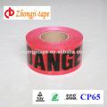 PE Multiple sizes barrier tape
