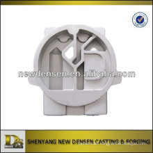 Silicon glue investment casting 316SS pump accessory