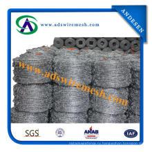 Высокое качество дешевые колючая проволока (АДС-БВ-2)