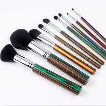 Набор кистей для макияжа Custom LOGO special wood Foundation