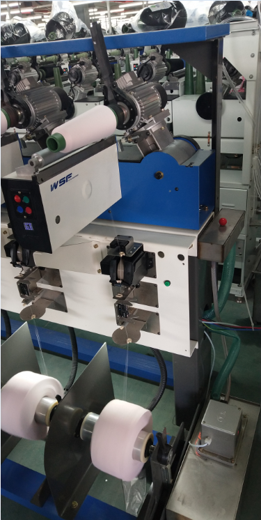 cone to cone winder machine