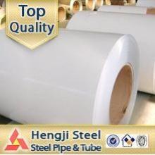 Mejor calidad de acero de color chapa metálica de techo
