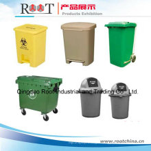 Dustbin Plastic Injection Mould