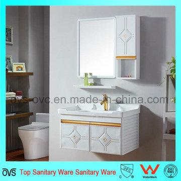 Дизайн Водонепроницаемый алюминиевый шкаф для ванной комнаты