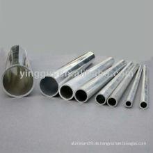 China Lieferant 2519 Aluminium kalt gezogene Rohre