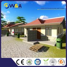 (WAS1001-40D) Maison préfabriquée pour le travail Camp / Hôtel / Bureau / Hébergement / Toilette / Appartement