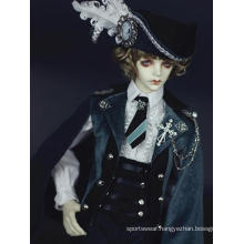 Time Traveler Europe Uniform Suit for Ball-jointed Doll