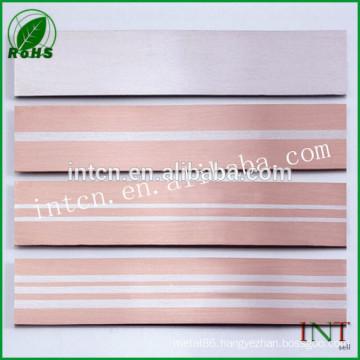 precious metal alloy bimetal strip