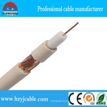 Электрический коаксиальный кабель, Чистый медный проводник Кабель связи и провод