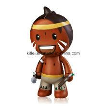 Mini figura de ação personagem de desenho animado PVC brinquedos modelo de lembrança