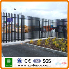 good appearance steel palisade fence
