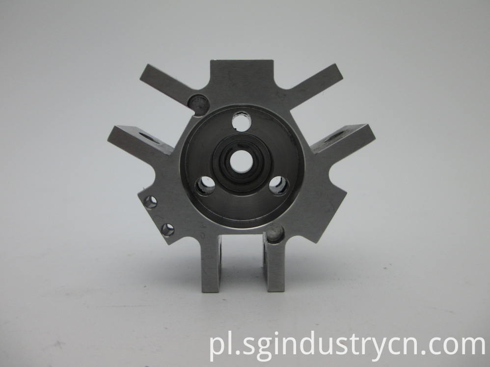 Subcontract Steel Machining Services