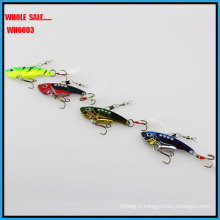 En gros Wh0003 Pêche Vibarion Spoon Lure